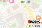 Схема проезда до компании Норпайл в Видном