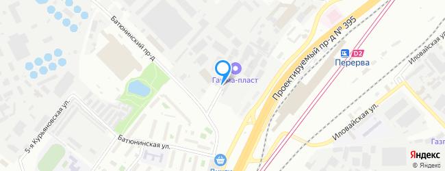 улица Песчаный Карьер