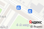 Схема проезда до компании Твое Кафе в Москве