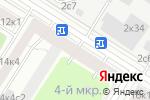 Схема проезда до компании Ameres в Москве
