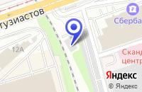 Схема проезда до компании АВТОСЕРВИСНОЕ ПРЕДПРИЯТИЕ ДИЗЕЛЬ СЕРВИС в Москве