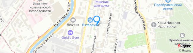 Буженинова улица