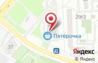 Схема проезда до компании Европартнёр в Москве