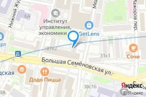 Снять комнату в Москве м. Электрозаводская, Большая Семёновская улица, 27к1