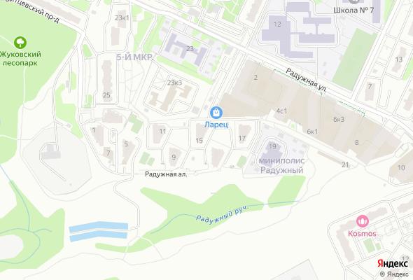 ЖК Радужный