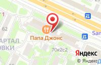 Схема проезда до компании Рабочая Группа По Гусеобразным Северной Евразии в Москве