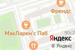Схема проезда до компании УНИВЕРСАЛ КОМПЛЕКС И КО в Москве