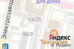 Схема проезда до компании Naturalissimo в Москве