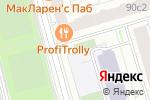 Схема проезда до компании NILE в Москве