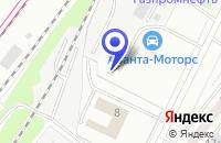 Схема проезда до компании СТО КОНТИНЕНТ в Москве