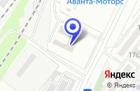 Схема проезда до компании ТРАНСПОРТНАЯ КОМПАНИЯ ЛОТЕР в Москве