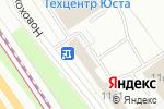 Схема проезда до компании Smart Media Directions в Москве