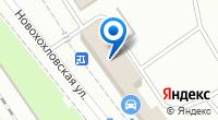 Компания Артефакт на карте