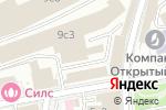 Схема проезда до компании Трансазия-Русь в Москве