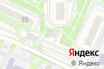 Схема проезда до компании Автостоянка в Видном