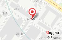 Схема проезда до компании Бином в Москве