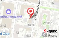 Схема проезда до компании Издательский Дом «Рцб» в Москве