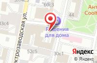 Схема проезда до компании Электронные Офисные Системы (Софт) в Москве