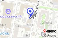 Схема проезда до компании ТРАНСПОРТНАЯ КОМПАНИЯ ЮРИТА в Москве