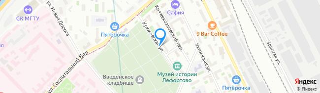 Крюковская улица