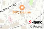 Схема проезда до компании Лори-Найт в Москве