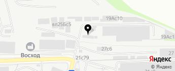 Zollex на карте Москвы