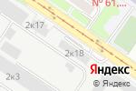 Схема проезда до компании Центральный институт авиационного моторостроения им. П.И. Баранова в Москве