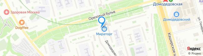 Домодедовская улица
