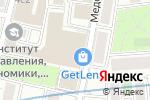 Схема проезда до компании Avitelli в Москве