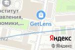 Схема проезда до компании Бентопром в Москве