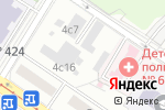 Схема проезда до компании Лифтмонтаж в Москве