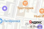 Схема проезда до компании Управляющая компания ЛэндПрофит в Москве