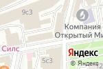 Схема проезда до компании Media Brothers в Москве