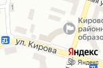Схема проезда до компании Нэве Ром в Донецке