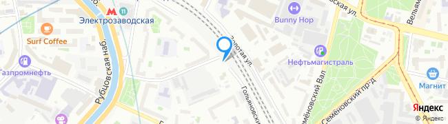 Гольяновский проезд