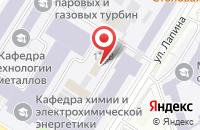 Схема проезда до компании Инженерная Фирма Энергоэко М в Москве