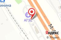 Схема проезда до компании Автосервис в Калиновке