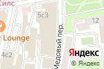 Схема проезда до компании Халонг в Москве