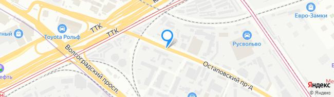 Остаповский проезд