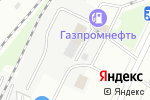 Схема проезда до компании Аванта Моторс в Москве