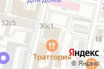 Схема проезда до компании Объединенная регистрационная компания в Москве