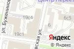 Схема проезда до компании Суман в Москве
