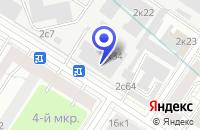 Схема проезда до компании АВТОСЕРВИСНОЕ ПРЕДПРИЯТИЕ ГРАНД МОТОРС в Москве