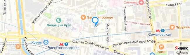 Медовый переулок