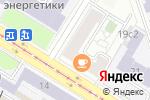 Схема проезда до компании АКБ Росбанк в Москве