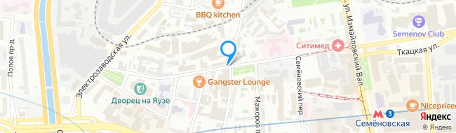 Малая Семёновская улица