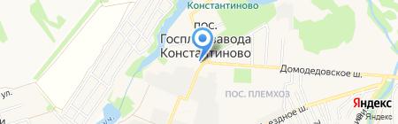 Магазин продуктов на карте государственного племенного завода