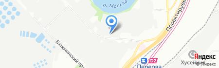 Mmc-plus на карте Москвы