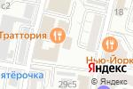 Схема проезда до компании МК-Фурнитура в Москве