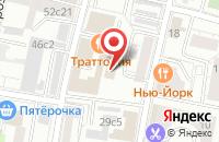 Схема проезда до компании Маркетинг ПРО в Москве